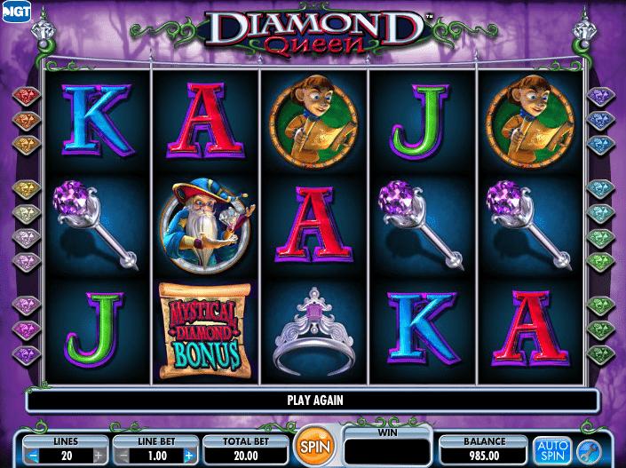 Spiele Diamond Queen - Video Slots Online