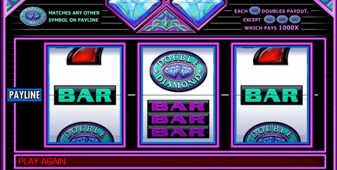Free Online Slot Double Diamond