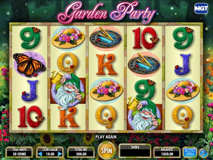 free online slot machine garden spiele
