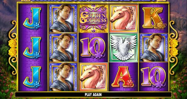 Free Golden Goddess Slot Machine Online