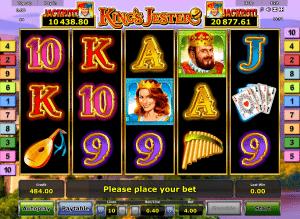 Free Online Slot Kings Jester