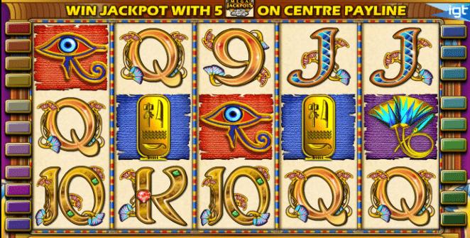 Free Slot Machine MegaJackpot Cleopatra