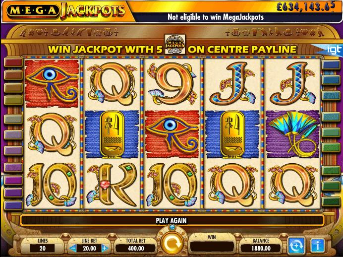 slot online mega fortune