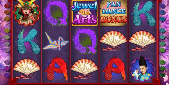 Free Slot Jewel Of The Arts Online