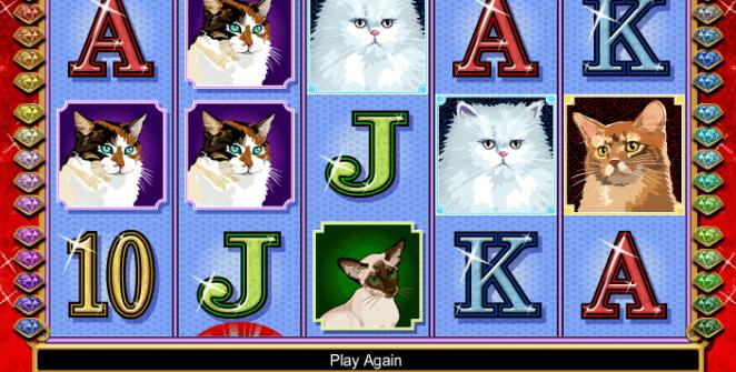 Free Online Slot Kitty Glitter