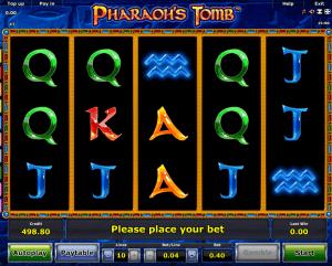 Free Online Slot Pharaohs Tomb