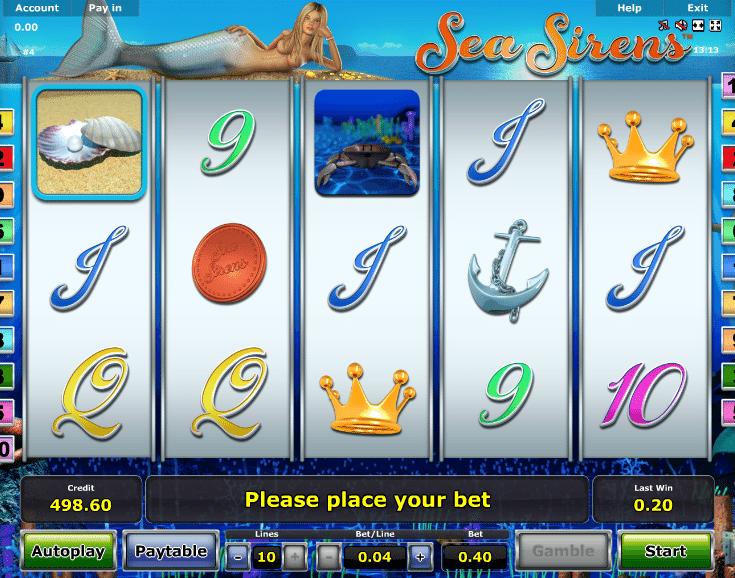 Ocean Slots - Play Free Online Slot Machines in Ocean Theme -