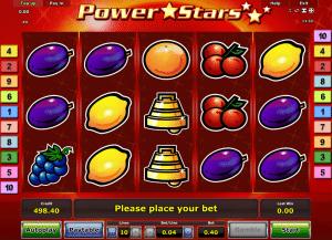 Free Power Stars Slot Machine Online
