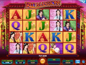 Free Slot Machine Red Mansions