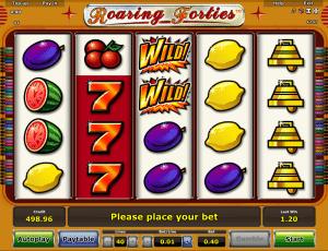 roaring forties online casino