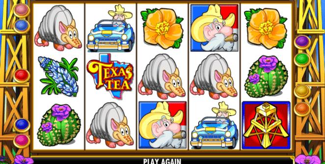 Free Slot Machine Texas Tea