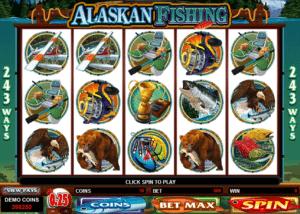 Alaskan Fishing Free Online Slot