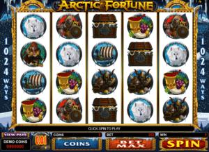 Free Arctic Fortune Slot Machine Online