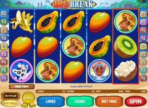 Big Break Free Online Slot