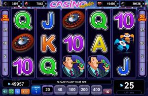 Casino Mania Free Online Slot