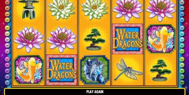 Water Dragons Free Online Slot