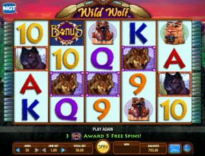 Wild Wolf Free Slots