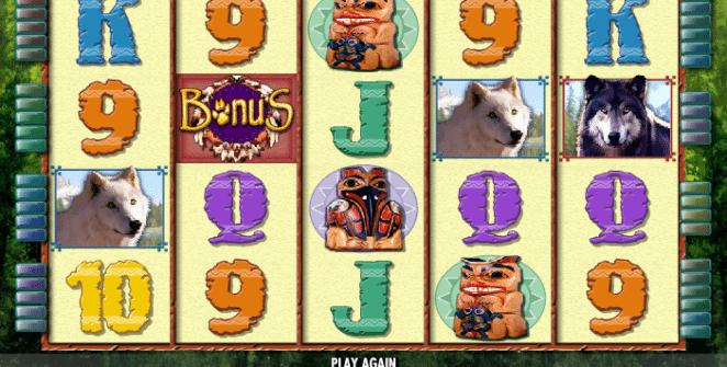 Free Wolf Run Slot Machine Online