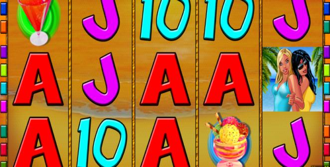 Free Slot Machine Beach Party
