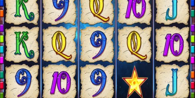 Free Online Slot Burning Stars