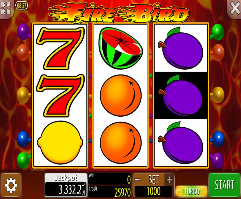 Free Fire Bird Slot Machine Online