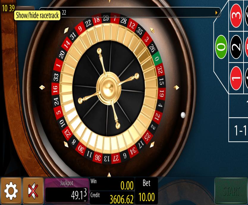 Free Slot Machine Golden Roulette