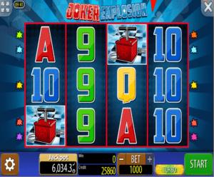 Spiele Joker Explosion - Video Slots Online