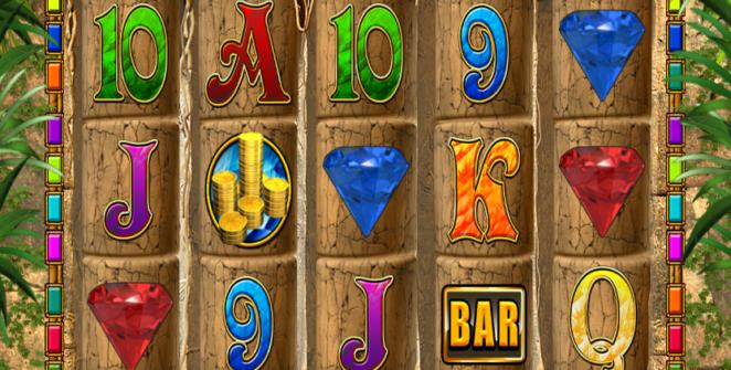 Lost Treasure Free Online Slot