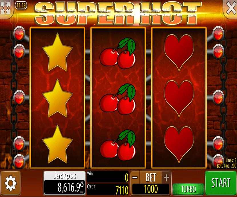 Free Slot Super Hot Online