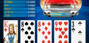 royal crown three card brag spielen