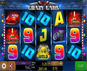 Crazy Cars Slot Machine Online ᐈ Wazdan™ Casino Slots