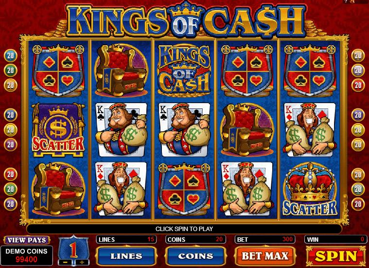 free online free slots king of casino