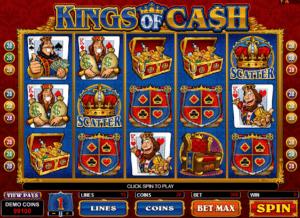 Free Slot Kings Of Clash Online