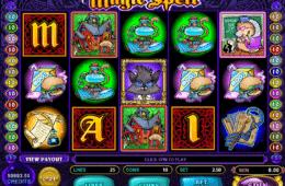 Magic Spell Free Online Slot