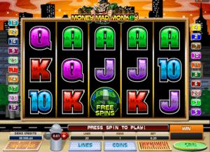 Free Slot Machine Money Mad Monkey