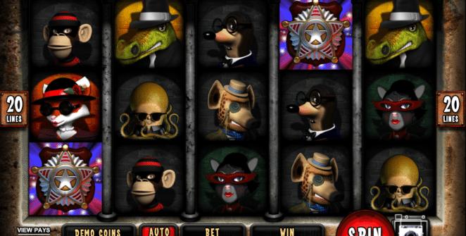 Free Mugshot Madness Slot Online