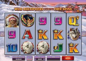 Free Online Slot Mystic Dreams