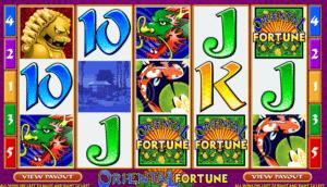 Free Online Slot Oriental Fortune