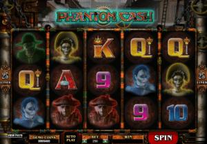 Free Online Slot Phantom Cash