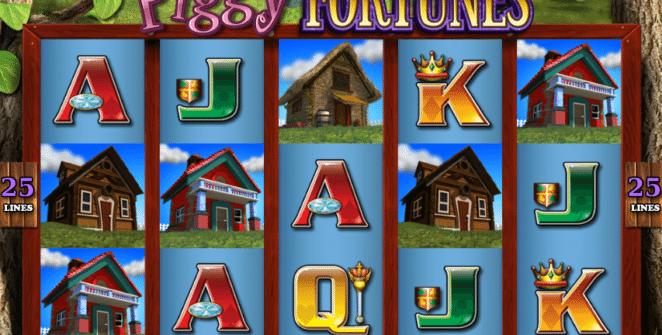 Free Online Slot Piggy Fortunes