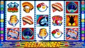 Slot Machine Reel Thunder Online Free