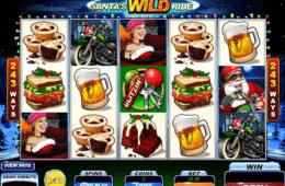 Santas Wild Ride Free Online Slot