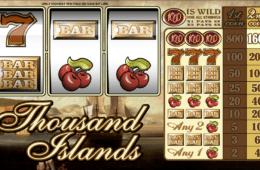 Free Thousand Islands Slot Online