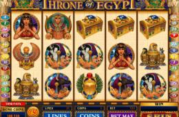 Free Online Slot Throne Of Egypt