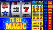 Free Online Slot Triple Magic