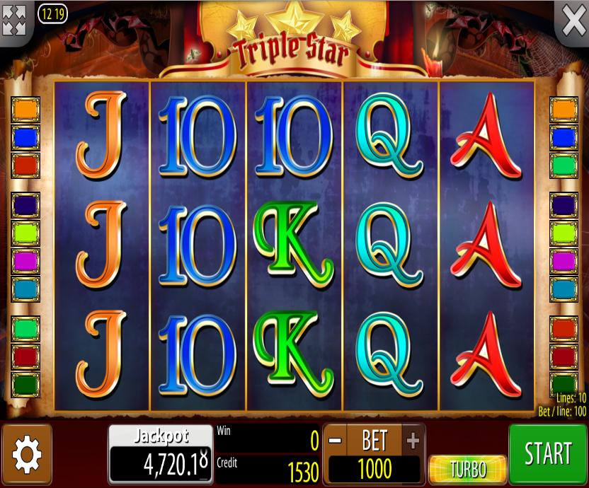 Spiele Triple Star - Video Slots Online