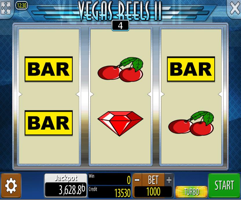 Vegas Reels II Slot Machine Online ᐈ Wazdan™ Casino Slots