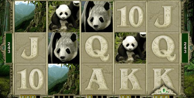 Untamed Giant Panda Free Online Slot