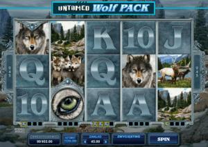 Slot Machine Untamed Wolf Pack Online Free