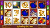 Slot Machine Winning Wizards Online Free